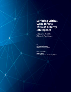 A Proven Security Intelligence Model for Combating Cyber Threats: A Reference Model for IT Security