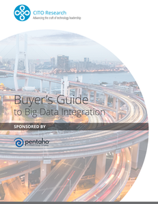 CITO Buyer Guide for Big Data Integration