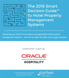 The 2016 Smart Decision Guide to Hotel Property Management Systems