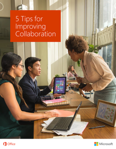 5 Tips for Improving Collaboration