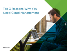 Top 3 Reasons Why You Need Cloud Management