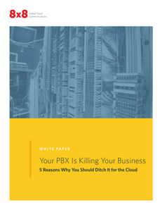 5 Reasons PBX is Killing Your Business