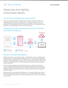 Waste less time fighting ransomware attacks
