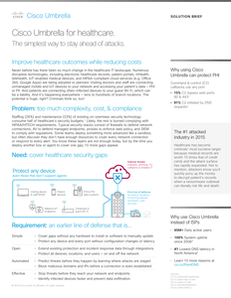 Healthcare security: The simplest way to stay ahead of attacks