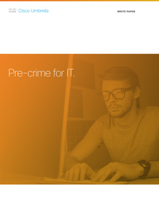 Pre-crime for IT: Leveraging internet insight to prevent attacks — Instead of just responding to the