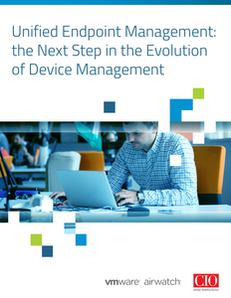 Unified Endpoint Management: The Next Step in the Evolution of Device Management