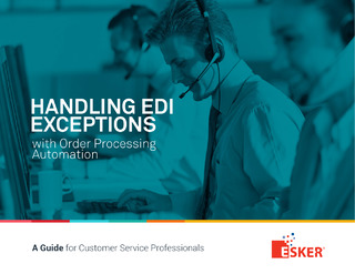 Handling EDI Exceptions with Order Processing Automation: A Guide for Customer Service Processionals