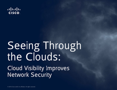 Seeing Through the Clouds: Cloud Visibility Improves Network Security