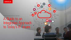 IaaS – A Guide to an Integrated Approach to Today's IT Issues