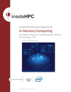 insideHPC Research Report on In-Memory Computing