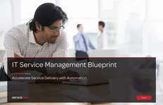 IT Service Management Blueprint: Accelerate Service Delivery with Automation