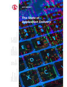 The State of Application Delivery in 2017