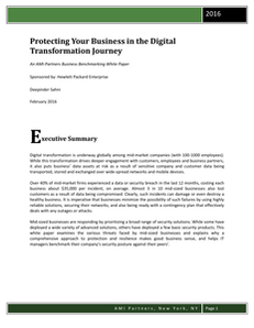 Companies, Digital Transformation and Information Privacy: The Next Steps