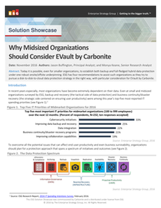 Why Midsized Organizations Should Consider EVault by Carbonite