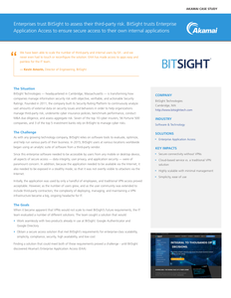 Case Study: How BitSight Solved Its Complex Remote Access Issues