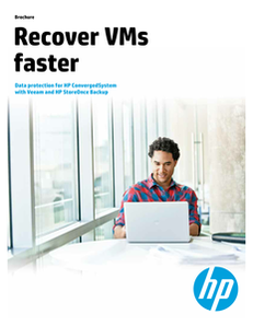 Recover VMs faster