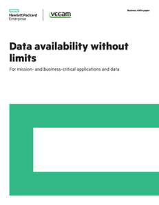 Data Availability without Limits