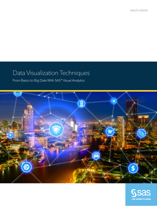 Data Visualization Techniques From Basics to Big Data With SAS Visual Analytics