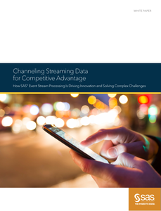 Channeling Streaming Data for a Competitive Advantage