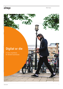 Digital or Die: A Citrix manifesto for British businesses