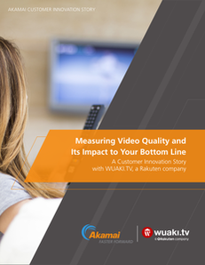 Measuring Video Quality and Its Impact to Your Bottom Line