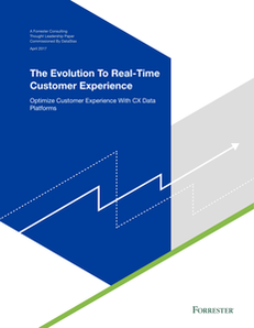 The Evolution To Real-Time Customer Experience