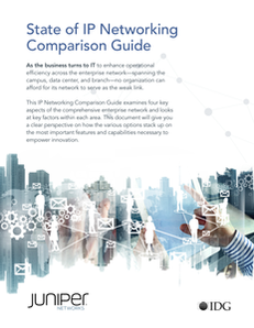State of IP Networking Comparison Guide