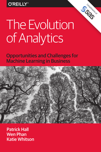 OReilly: The Evolution of Analytics: Opportunities and Challenges for Machine Learning in Business