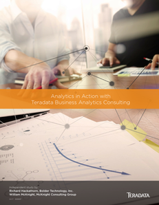 Analytics in Action with Teradata Business Analytics Consulting