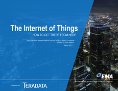 EMA eBook The Internet of Things – How To Get There From Here