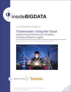 Ticketmaster: Using the Cloud to Capitalize on Performance, Analytics, and Data to Deliver Insights