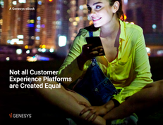 eBook: Not all Customer Experience Platforms are Created Equal