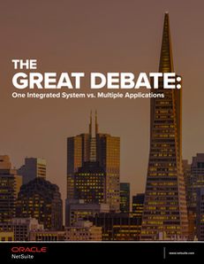 The Great Debate: One Integrated System vs. Multiple Applications