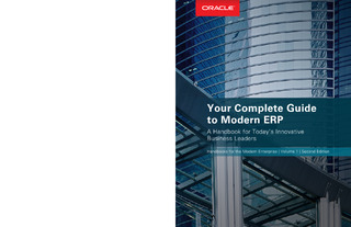 Your Complete Guide to Modern ERP