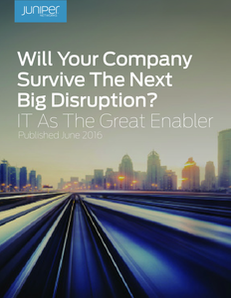 Will Your Company Survive The Next Big Disruption?