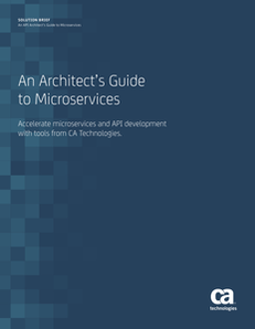An Architect's Guide To Microservices