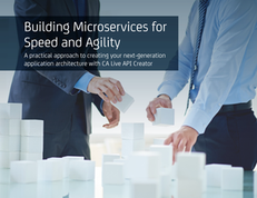 Building Microservices for Speed and Agility