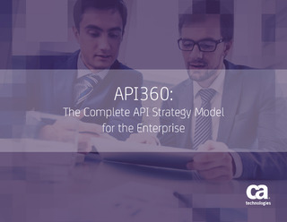 API360: The Complete API Strategy Model for the Enterprise