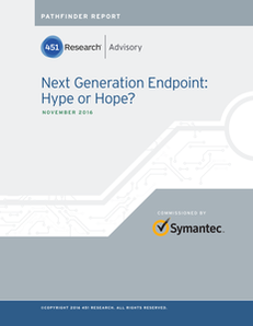 Pathfinder Report: Next Generation Endpoint: Hype or Hope?