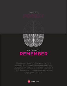 Why We Forgot and How to Remember