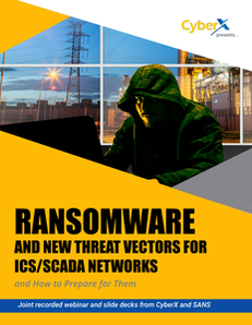 Ransomware and New Threat Vectors for ICS/SCADA Networks
