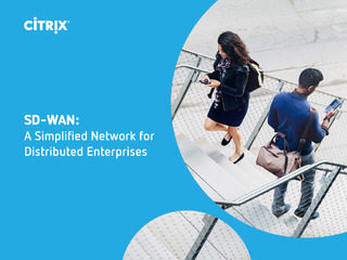 SD-WAN: A Simplified Network for Distributed Enterprises