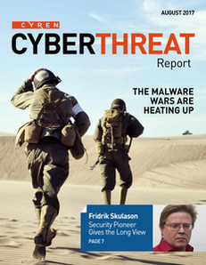 Malware Threat Report: The Malware Wars are Heating Up