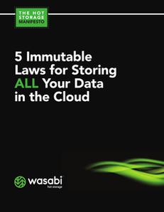 Wasabi is Rewriting the Rules for Storing Your Data in the Cloud and Here are the Top Five