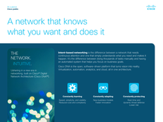 A Network that knows what you want and does it
