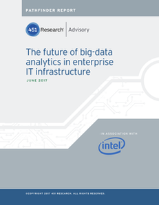 The future of big-data analytics in enterprise IT infrastructure