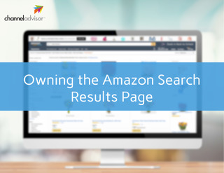 Owning the Amazon Search Results Page