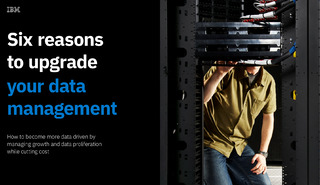 Six Reasons to Upgrade Your Data Management