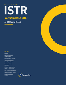 ISTR Ransomware 2017: An Internet Security Threat Special Report