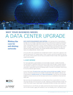 Why Your Business Needs a Data Center Upgrade